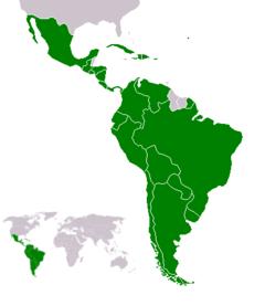 آمریکای لاتین